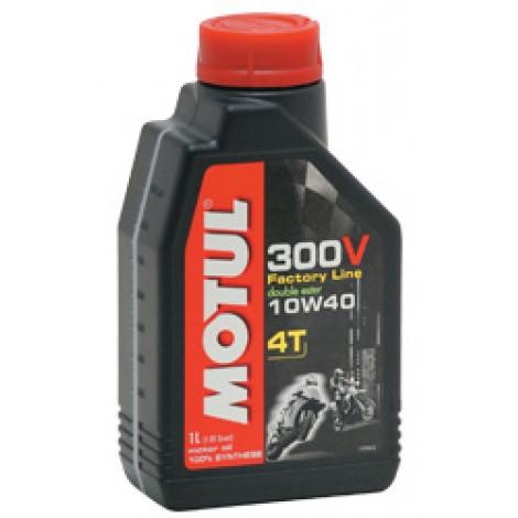 Motul 300V Motor Oil Ltr Available In Several Weights
