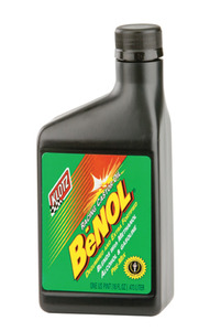 Klotz Benol2 Stroke Castor (16oz). The ultimate in 2-stroke lubricant when it comes to both protection and performance