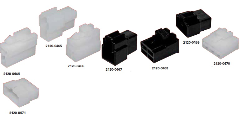 Electrical Connector Blocks Sold Each