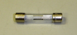Tube type fuses - avaiable in 5