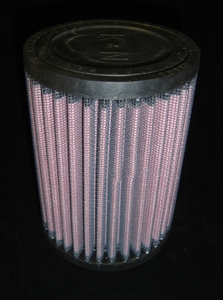 Genuine K&N Air Filter for Y-boot air-filter system and for use with stock RD350 Y-boot(without air-box)