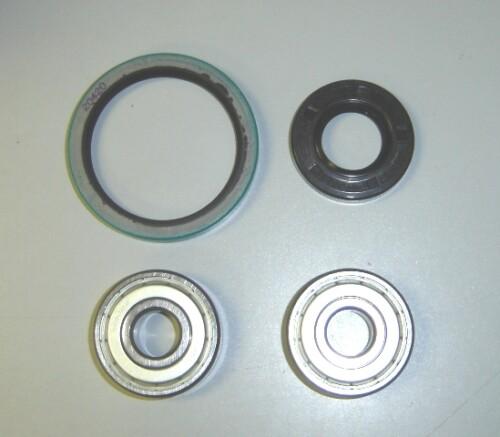 R5 Front Wheel Kit