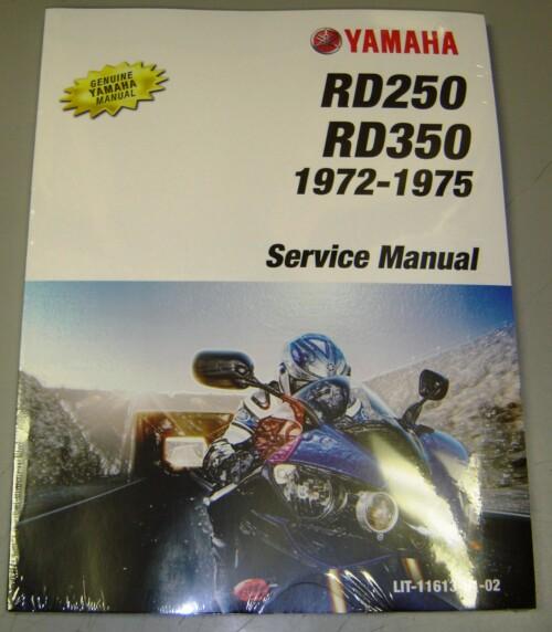 RD250 350 Service Repair Manual