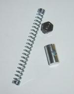 RD350 Rear Brake Rod Hardware
