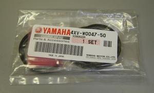 Brake Caliper Seal Kit - RZ350 Rear - USA versions. Genuine Yamaha Seals. Each kit contains seals to rebuild one caliper - Rear