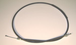 Yamaha RD400 Clutch Cable - All years