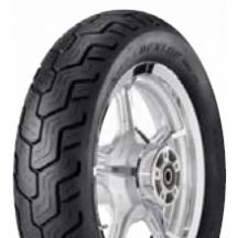 Dunlop D404H Metric Tire - Rear 110/90H-18 for RD250/350/400. Tread compound delivers excellent balance of mileage and grip. Front and rear tread patterns designed to deliver outstanding water evacuation and wet grip. Bias-ply construction designed to deliver excellent load-carrying capacity as well as a smooth ride for maximum comfort. Offset center groove delivers excellent straight-line stability.