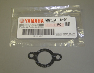 Yamaha RD250/350/400/RZ350 (all) Oil Pump Gasket. - Genuine Yamaha