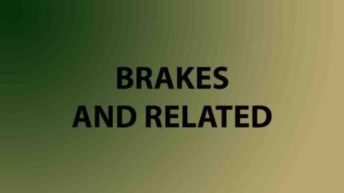 Brakes