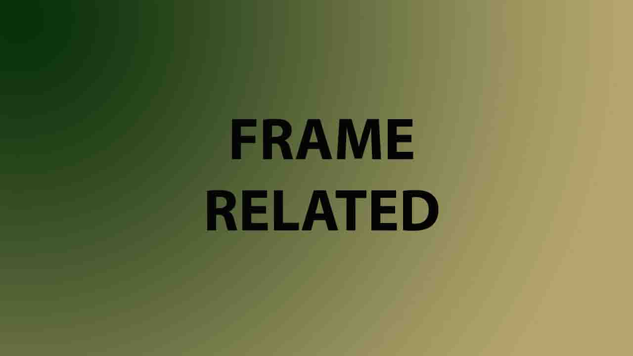 Frame Related