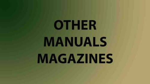 Other / Manuals / Magazines