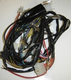 RD400 Harness ECOsmall2 yamaha rd400 wiring harness economy cycle reproduction wiring harness at aneh.co