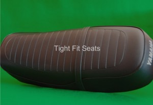 RD400CD Seat Cover