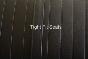 RD400CD Seat Cover Detail