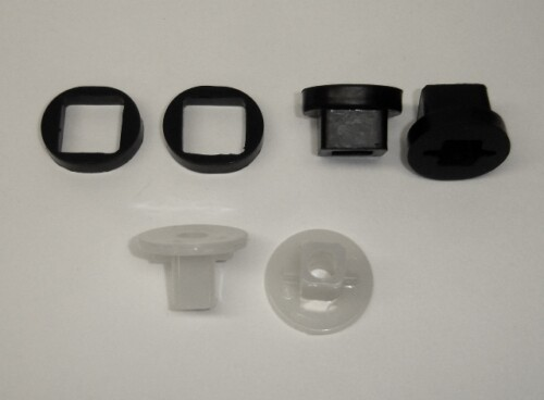 Yamaha RD Headlight Mounting Kit